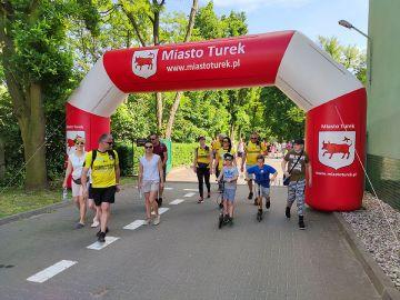 Rajd pieszy z okazji 680-lecia Miasta Turek.