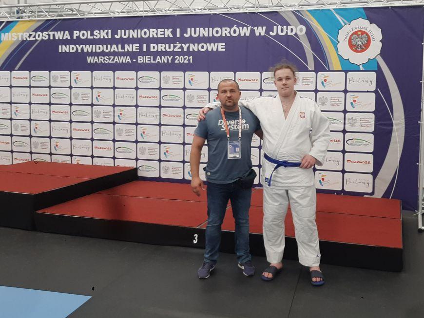 Zawodnicy UKS Judo Tuliszków na Mistrzostwach Polski Juniorów