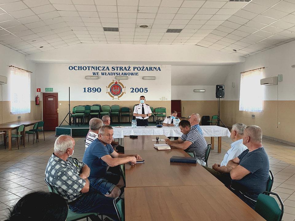 Trzy dni konsultacji w sprawie projektu ustawy o Ochotniczej Straży Pożarnej
