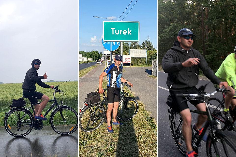 Wideo: Desperacki rajd po życie córki. Pokona 400 kilometrów na rowerze aby zadać jedno pytanie