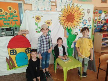 Dzień Patrona w Przedszkolu Samorządowym Nr 8