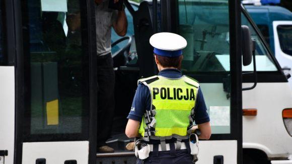 Miasto Turek: Sprawdź autobus przed pod podróżą w KPP Turek. Dwie formy...