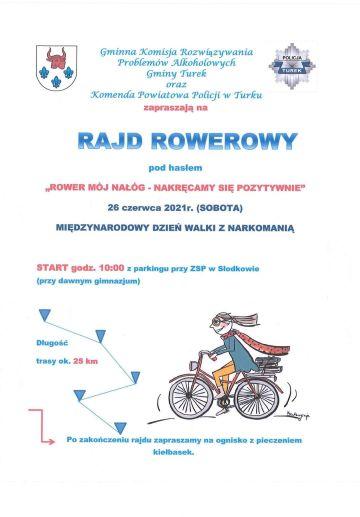 Rajd Rowerowy -