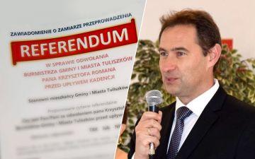 Referendum w Tuliszkowie do kosza. Burmistrz...