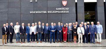 Prezes TIG Damian Brzóska członkiem Prezydium...