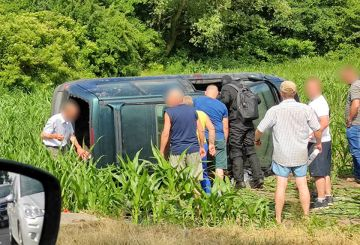 Tragiczny wypadek w Kaczkach Średnich. Nie żyje...