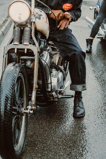 Rękawice motocyklowe a przyjemność z jazdy