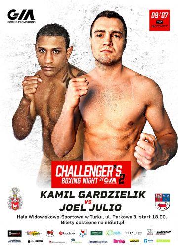 Wielki boks w Powiecie Tureckim już za tydzień! Gardzielik i Kulig powalczą na Gali w Turku