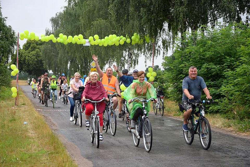Tuliszków: Kolejny udany rajd rowerowy z cyklu