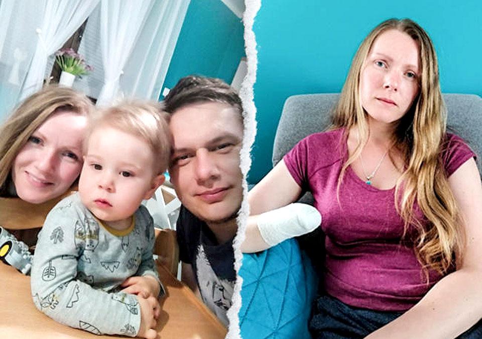 Paulina chce znów cieszyć się życiem i rodziną. Pomóżmy jej wrócić do normalności