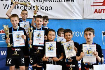 3 i 4 miejsce w Finale Mistrzostw Wielkopolski dwójek chłopców dla UKS Piątka