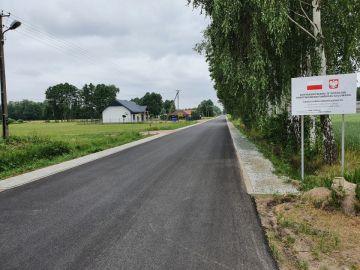 Budowa i rozbudowa dróg w gminie Przykona