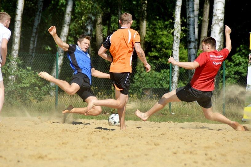Trwają zapisy na X Otwarte Mistrzostwa Gminy Malanów w Beach Soccera - Archiwum Turek.net.pl