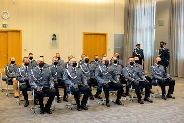 Policjanci z Turku wśród odznaczonych odznaką...