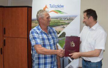 Umowa na kino w Tuliszkowie podpisana