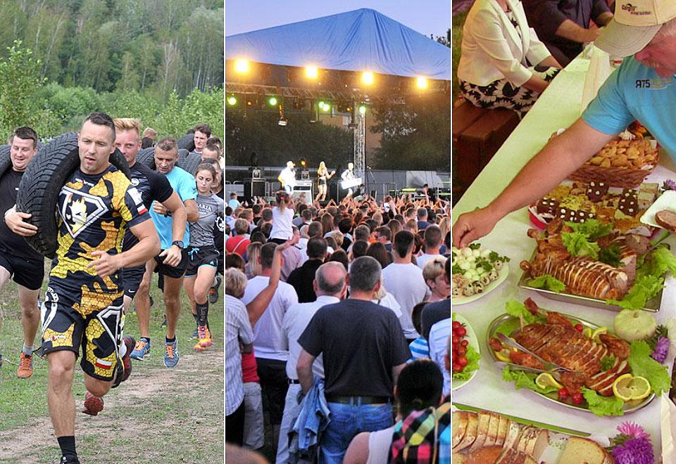 Imprezowy armagedon nadchodzi.  Trzy dni koncertów, pikników, sportu i  zabawy w całym powiecie!