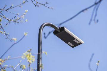 Wymiana oświetlenia ulicznego na terenie Turku....