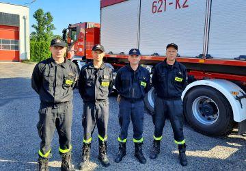 Wideo: Strażacy z PSP Turek na pomoc Grecji....