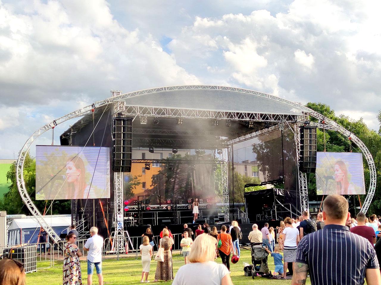 Udane Dni Turku i Gminy Turek 2021. Niedziela na sportowo, rodzinnie i muzycznie.