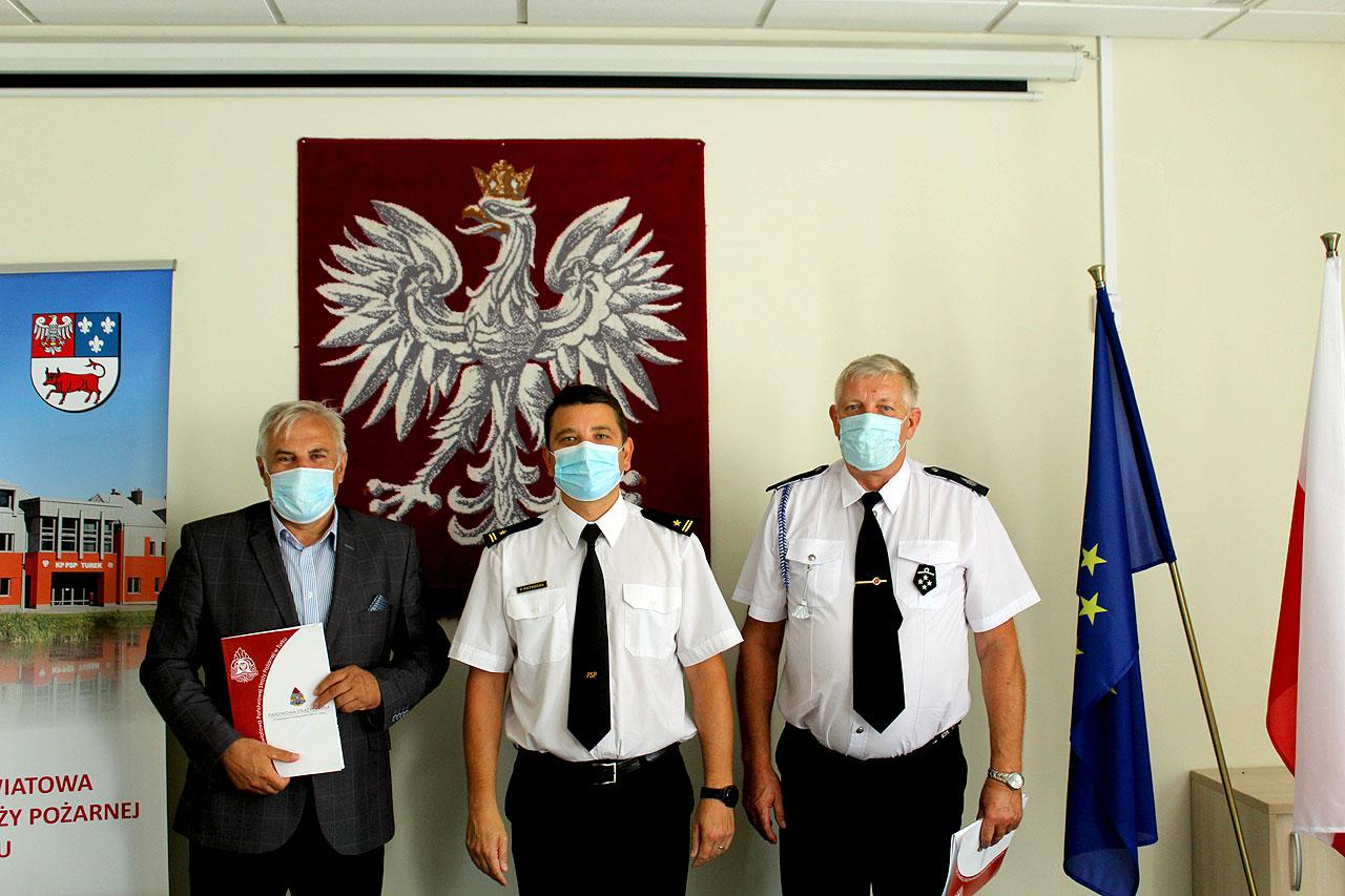 Przełomowy dzień w historii OSP Cisew. Jednostka włączona do Krajowego Systemu Ratowniczo-gaśniczego.