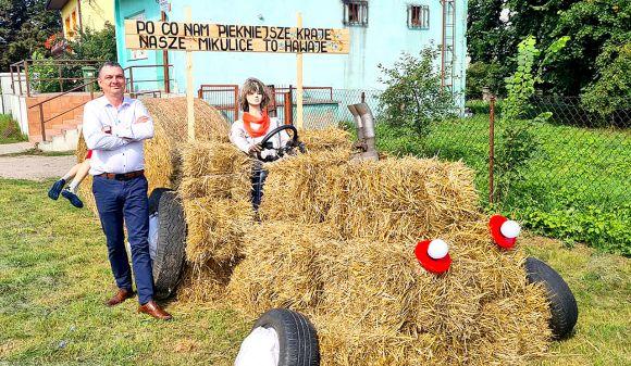 Podziękują za plony w gminie Brudzew i Dobra...