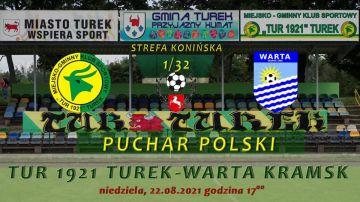 Seniorzy Tura 1921 Turek rozpoczynają rozgrywki. Już w niedzielę pierwszy mecz w ramach Pucharu Polski