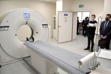 Tomograf w turkowskim szpitalu bezpłatnie dla...