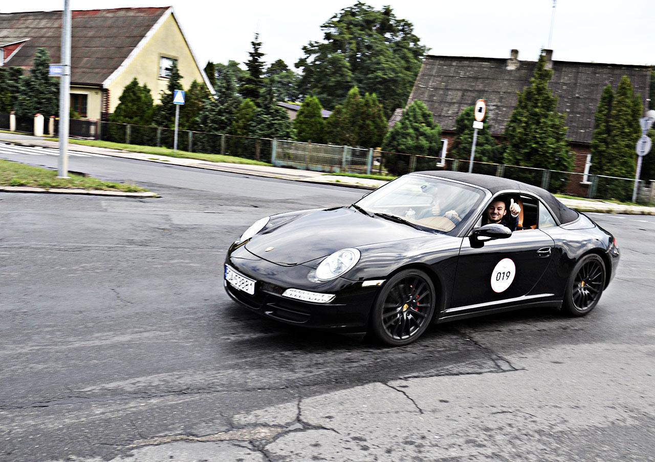 Porsche Parada 2021 przejechała przez Turek