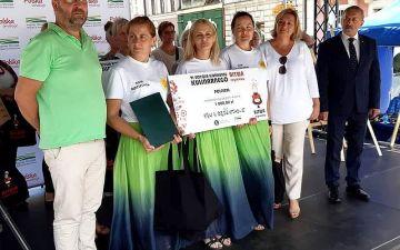 Wideo: Gospodynie z Będziechowa wygrywają w Wielkopolsce! Do 31 sierpnia konkurs krajowy. Głosujemy!