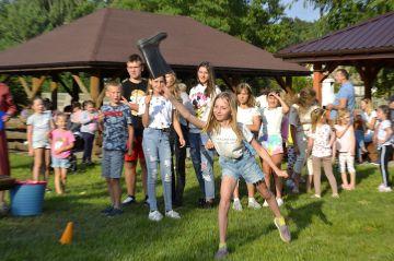 Sołectwo Grabieniec bawiło się na Pikniku...