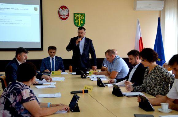 Rada Gminy Malanów za wsparciem finansowym na...