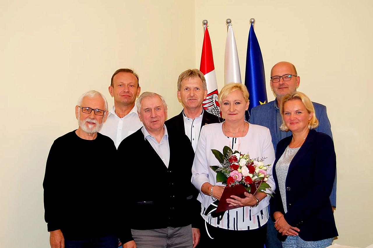 Urszula Szczęsna Dyrektorem Powiatowej Biblioteki Publicznej w Turku