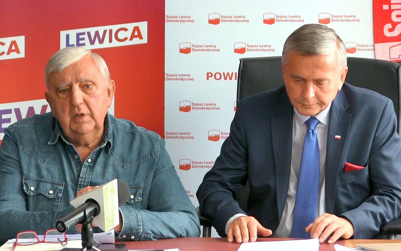 Wideo: Lewica przeciwna programowi Polski Ład.