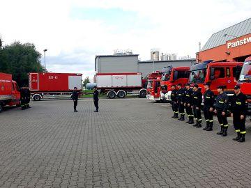 Akcja w Grecji zakończona. Wszyscy strażacy...