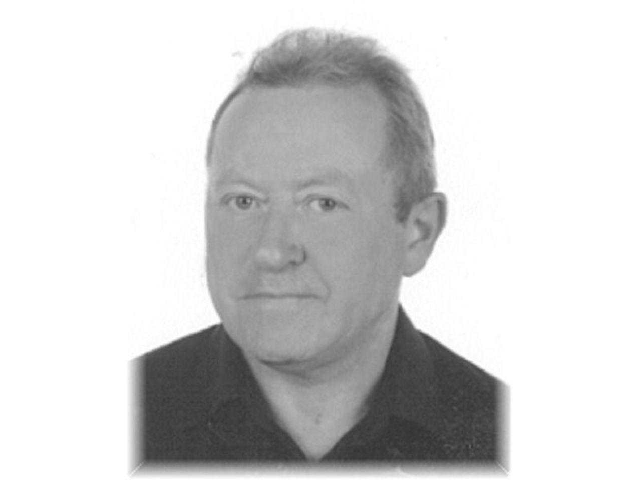 Policja poszukuje zaginionego mieszkańca gm. Przykona. - fot. KPP Turek