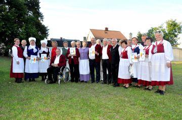 Malanowski folklor zdominował festiwal w Kramsku