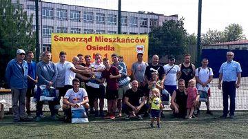 Turek 89 wygrywa Osiedlowy Turniej Piłki Nożnej...