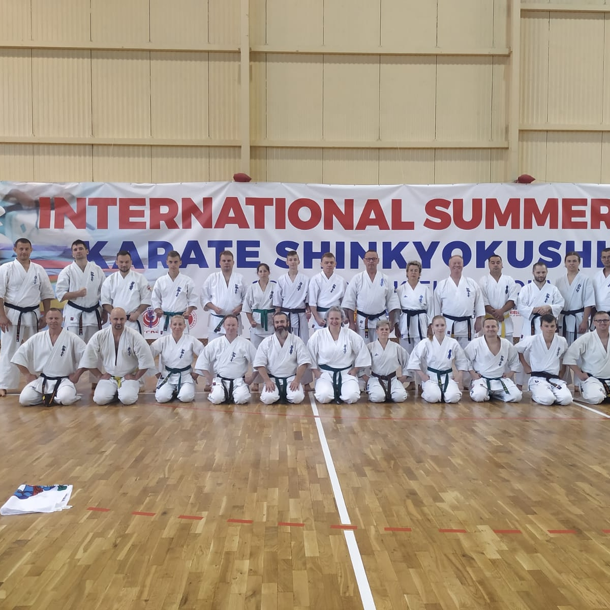 Mistrzowski Obóz Sportowy KyokuSHINkai  Karate EKO