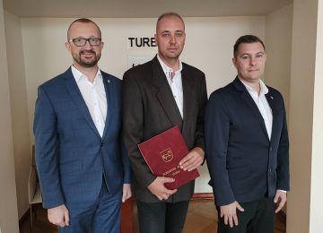Bartosz Stachowiak ponownie dyrektorem Muzeum