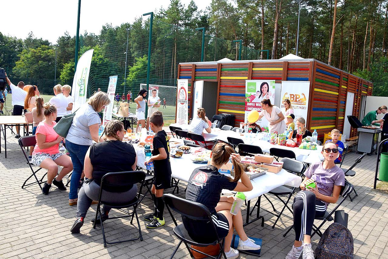 Narodowy Dzień Sportu w gminie Tuliszków. Było aktywnie i z uśmiechem.