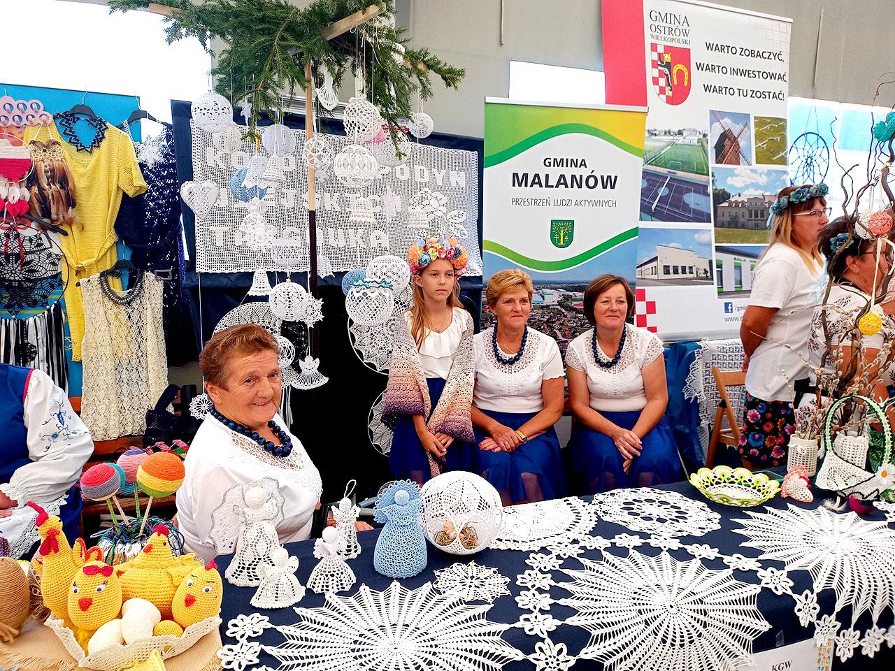 KGW Targówka na Festiwalu Kół Gospodyń Wiejskich
