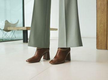 Jakie buty na słupku nosić jesienią?