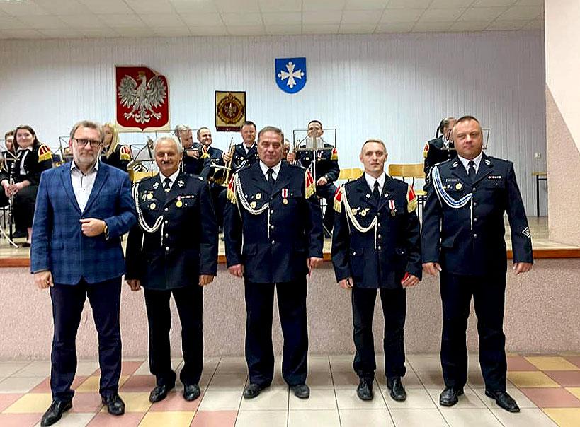Strażacy z OSP Brudzew podsumowali 5-lat działalności i wybrali nowe władze - fot. OSP Brudzew na FB