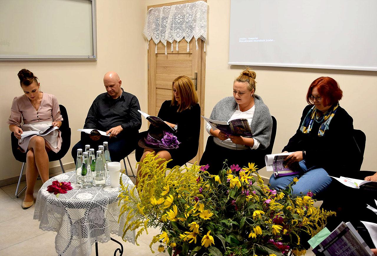 Narodowe Czytanie w Miejsko-Gminnej Bibliotece Publicznej w Tuliszkowie