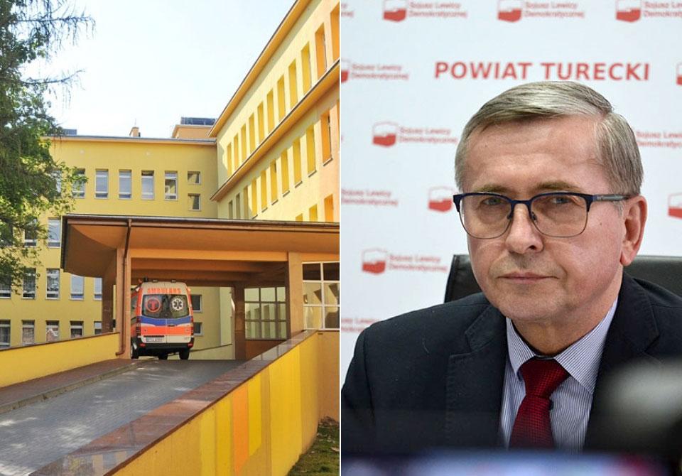 Ponad 2 mln zł straty na koniec czerwca i brak Oddziału Wewnętrznego. Poseł Tomaszewski zapytuje Ministra Zdrowia.