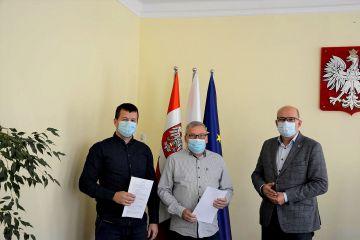 Przebudują drogę Sarbice-Smulsko. Umowa podpisana.