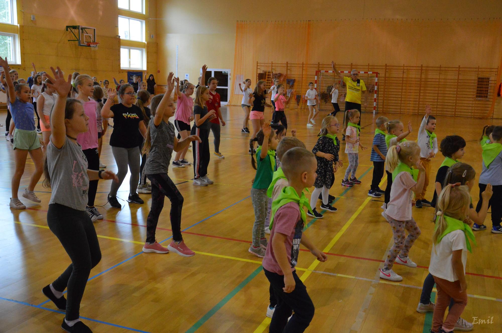 Europejski Tydzień Sportu w Szkole Podstawowej nr1