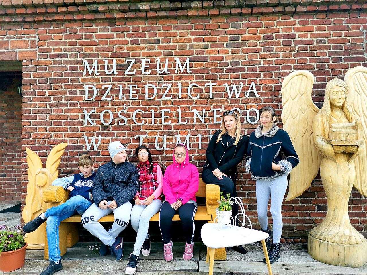 Uczymy się historii Polski czyli uczniowie SOSW na wycieczce śladami dawnej Łęczycy