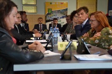 Wyjazdowa XXXI sesja Rady Gminy Malanów w...
