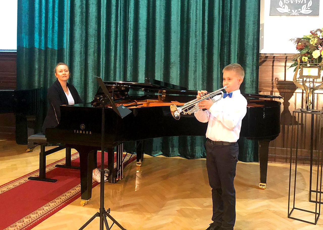 Kolejny sukces ucznia Państwowej Szkoły Muzycznej w Turku